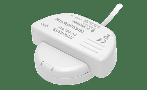 M-BUS pulse launcher module remote reading of energy consumption