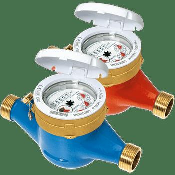 Water meter - Remote reading water meter