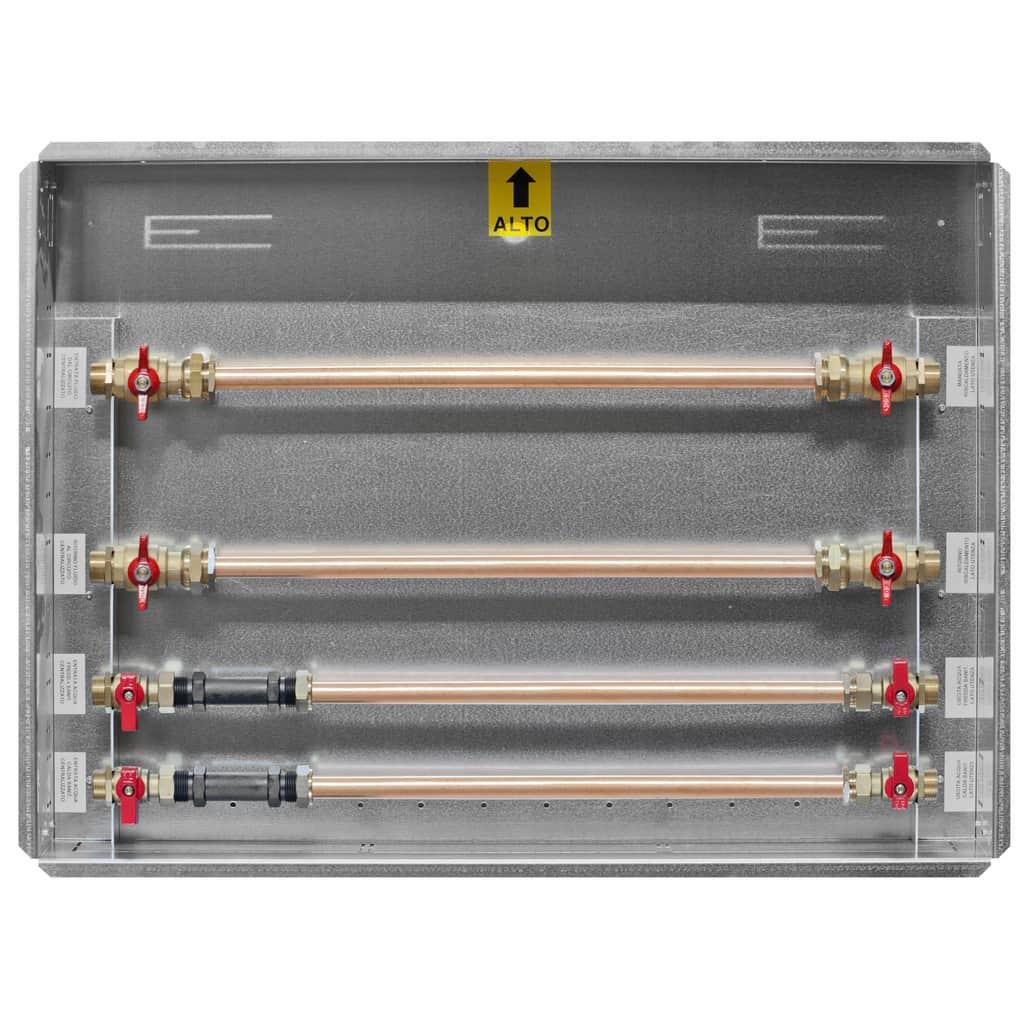 Compensator module box