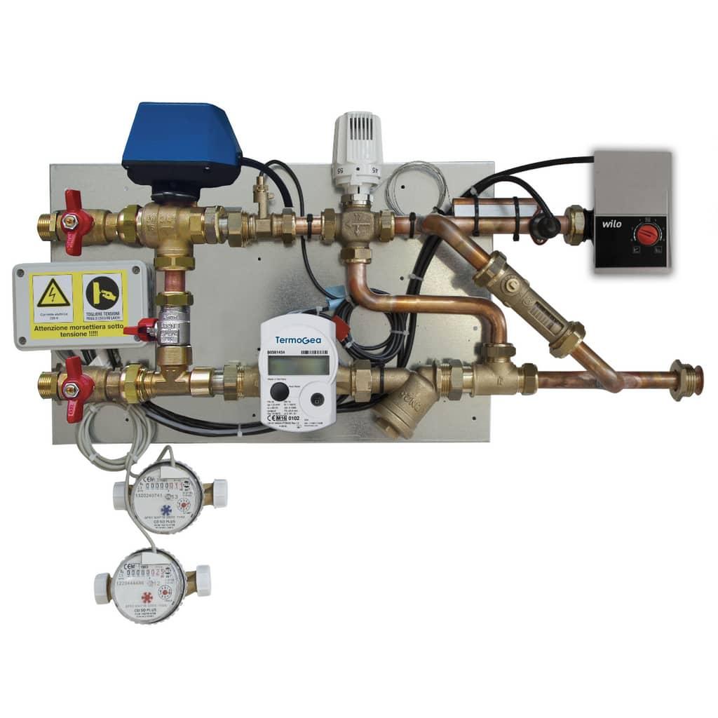 Modulo satellite Clima Frutto con regolatore elletronico