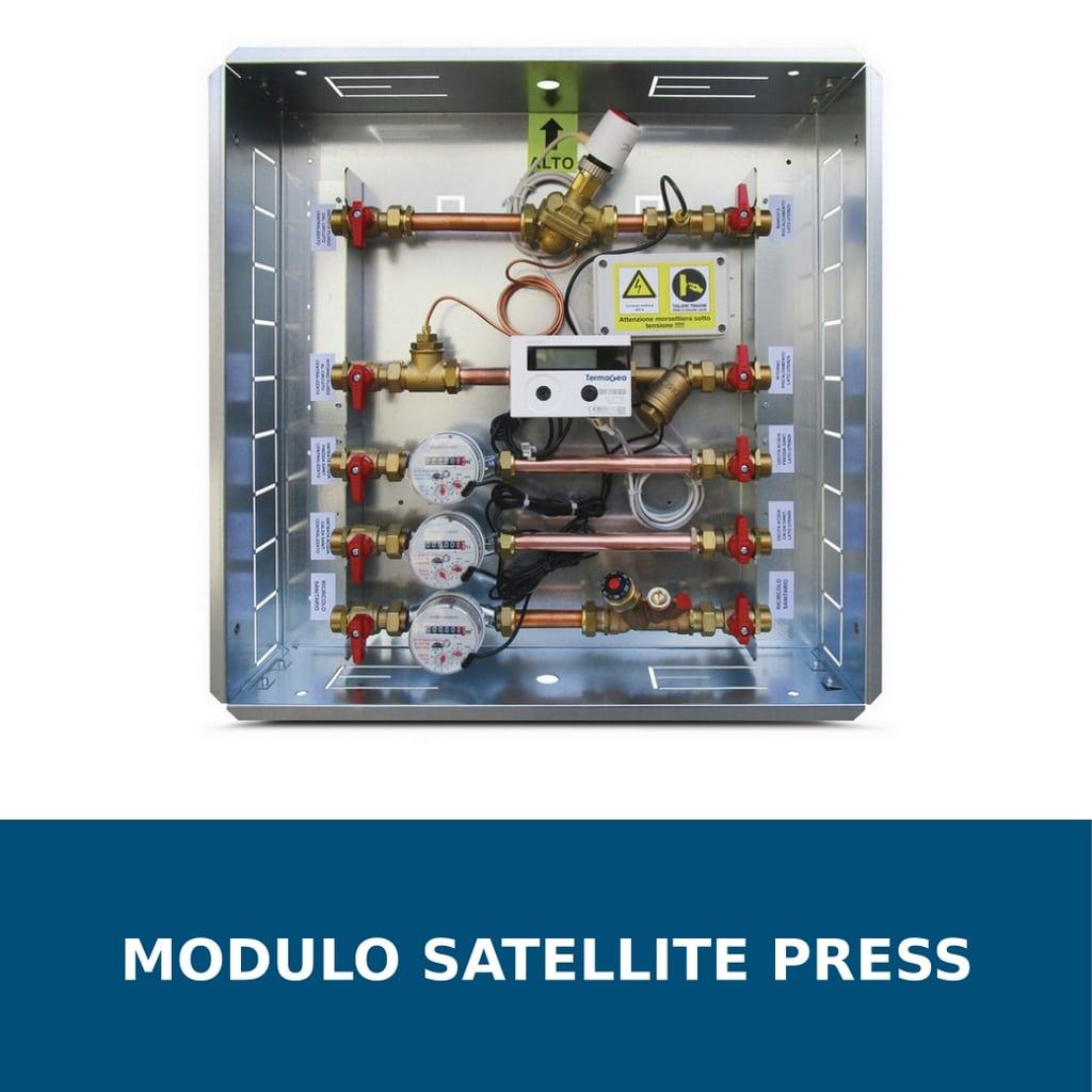 Modulo satellite Press