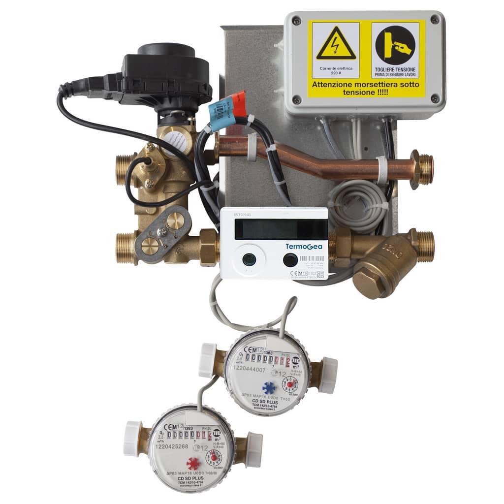 Pico module - Water and energy meters