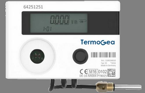Thermal energy meters